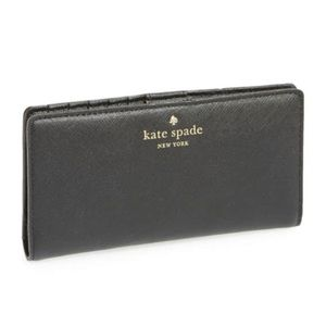♠️Classic Black Kate Spade Wallet